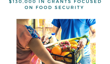 Grants Focused on Food Security